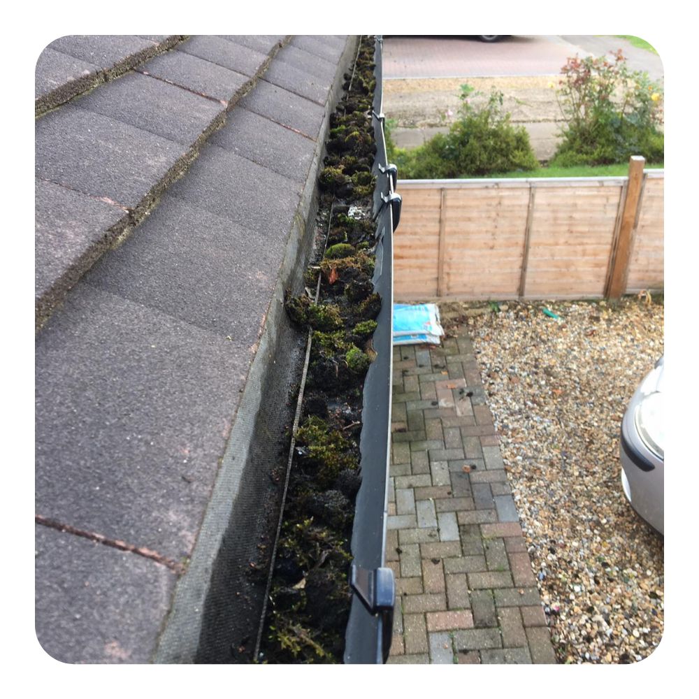 gutter cleaning st albans, gutter cleaning herts